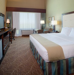 Room - Holiday Inn Express Hotel & Suites Logan
