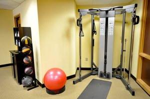 Fitness/ Exercise Room - Crowne Plaza Hotel Virginia Beach
