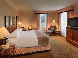 Room - Mark Hopkins InterContinental Hotel San Francisco