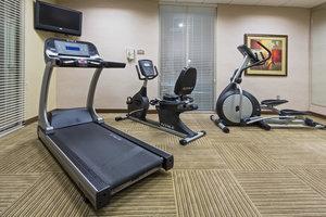 Fitness/ Exercise Room - Holiday Inn Statesboro