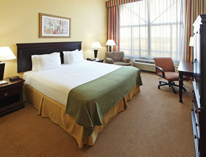 Suite - Holiday Inn Express Bert Kouns Shreveport