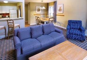 Lobby - Wyndham Vacation Resort Newport Overlook Jamestown