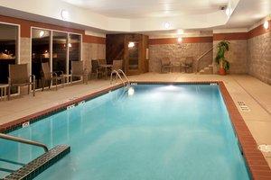 Pool - Holiday Inn Express Watertown