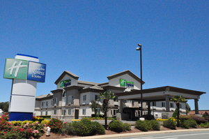 Exterior view - Holiday Inn Express Hotel & Suites Jackson