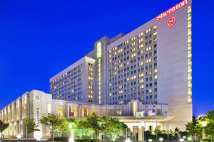 Exterior view - Sheraton Convention Center Hotel Atlantic City