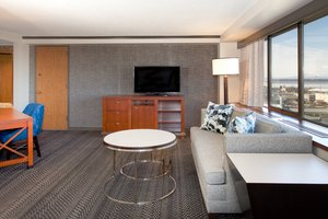 Suite - Sheraton Hotel Anchorage