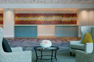 Lobby - Sheraton Crossroads Hotel Mahwah