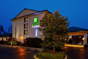 Exterior view - Holiday Inn Express Hendersonville