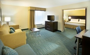 Suite - Holiday Inn Express Hendersonville