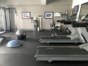 Fitness/ Exercise Room - Holiday Inn Longview