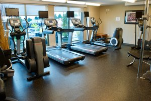 Fitness/ Exercise Room - Holiday Inn Airport Vancouver Richmond