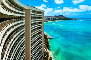 Exterior view - Sheraton Waikiki Hotel Honolulu