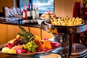 Restaurant - Sheraton Suites Wilmington