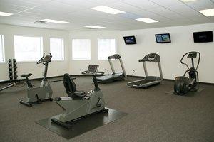 Fitness/ Exercise Room - Lakeland Inn Cold Lake