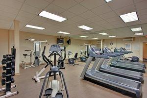 Fitness/ Exercise Room - Holiday Inn MacLeod Trail Calgary