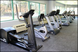 Fitness/ Exercise Room - Holiday Inn Princeton