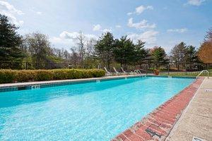 Pool - Holiday Inn Princeton