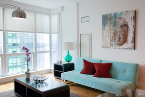 Suite - Dharma Home Suites at 70 Greene Jersey City