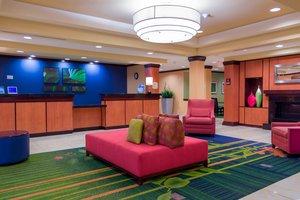 Lobby - Fairfield Inn & Suites by Marriott Millville
