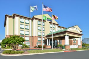 Exterior view - Holiday Inn Express Hotel & Suites Ocean City