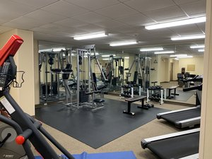 Fitness/ Exercise Room - Candlewood Suites Jonesboro