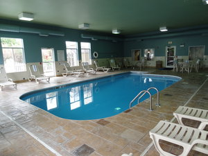 Pool - Holiday Inn Express Groveport