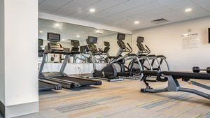 Fitness/ Exercise Room - Holiday Inn Express Hotel & Suites Platteville