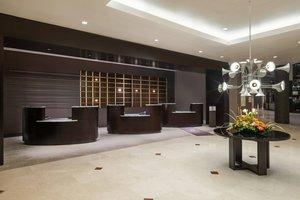 Lobby - Sheraton Hotel Downtown Memphis