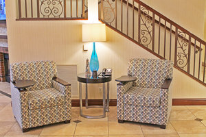 Lobby - Holiday Inn Express Hotel & Suites Cape Girardeau