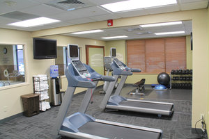 Fitness/ Exercise Room - Holiday Inn Express Hotel & Suites Cape Girardeau