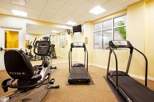 Fitness/ Exercise Room - Holiday Inn Battle Creek