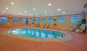 Pool - Holiday Inn Express Swansea