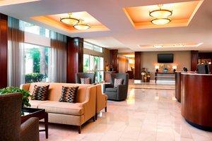 Lobby - Sheraton Hotel Airport Ontario
