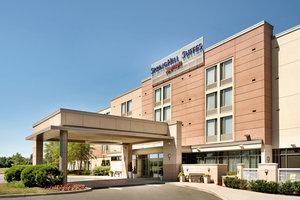Exterior view - SpringHill Suites by Marriott Ewing Township