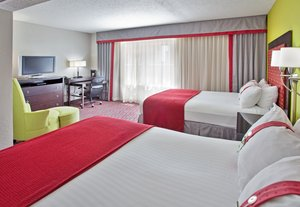 Room - Holiday Inn Downtown Aladdin Kansas City