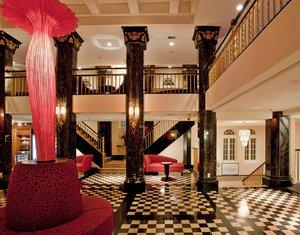 Lobby - Holiday Inn Downtown Aladdin Kansas City