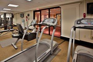 Fitness/ Exercise Room - Holiday Inn Downtown Aladdin Kansas City