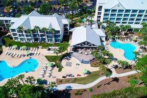 Exterior view - Sheraton Bay Point Resort Panama City Beach