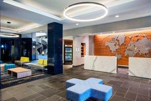 Lobby - Sheraton Suites Airport Philadelphia