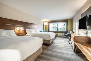 Room - Holiday Inn Express Hotel & Suites Platteville