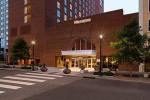 Exterior view - Sheraton Hotel Capitol Center Raleigh
