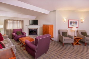 Suite - Sheraton Hotel at Monarch Place Springfield