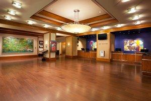 Lobby - Sheraton Grand Hotel Sacramento