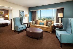Suite - Sheraton Grand Hotel Sacramento