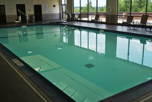 Pool - Holiday Inn Big Rapids