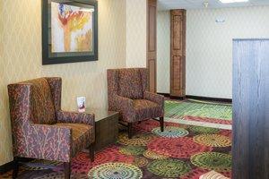 Lobby - Holiday Inn Big Rapids