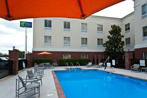 Pool - Holiday Inn Express Hotel & Suites Scott