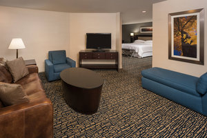 Suite - Sheraton City Centre Hotel Salt Lake City