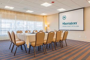 Meeting Facilities - Sheraton Hotel Petaluma