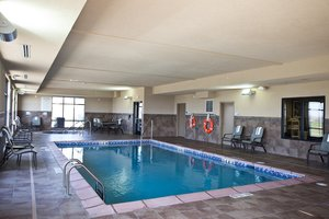 Pool - Holiday Inn Express Hotel & Suites Urbandale